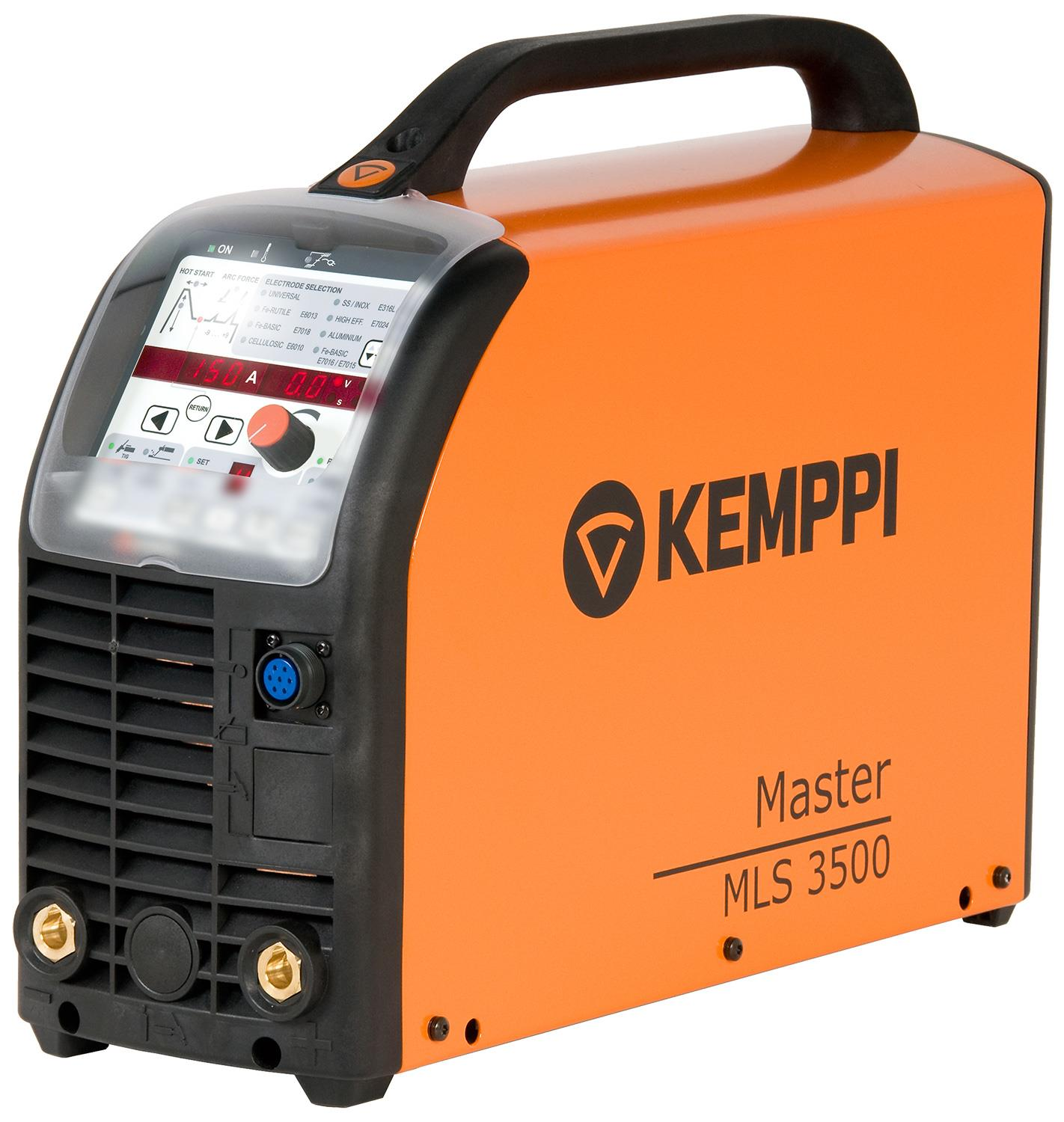 P0112  Kemppi Master 3500 MLS Arc Welder With MEX Advanced Function Panel 400V, 3Ph