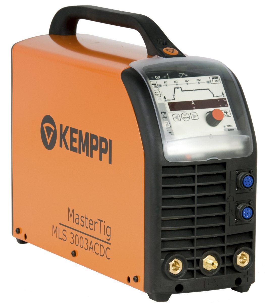 P0968 Kemppi Mastertig 3003 MLS AC/DC Tig Welder With ACX Panel Option. 415V