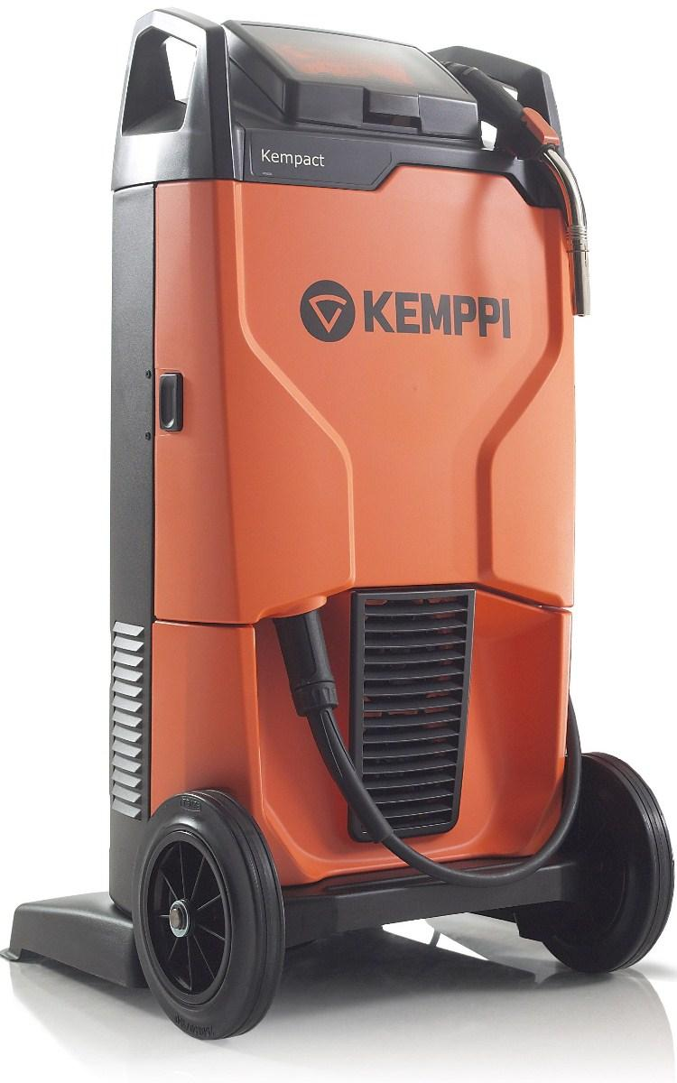 P2203  Kemppi Kempact RA 251R, 250A 230v, with FE25 3.5M torch and Free 1.0mm Feed Kit