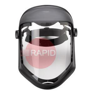 PUL1011623  Pulsafe Bionic Face Shield Complete With Polycarb Visor