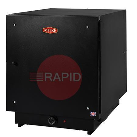 S06  Thermostatically Controlled 320c Drying Oven. 136kg Capacity