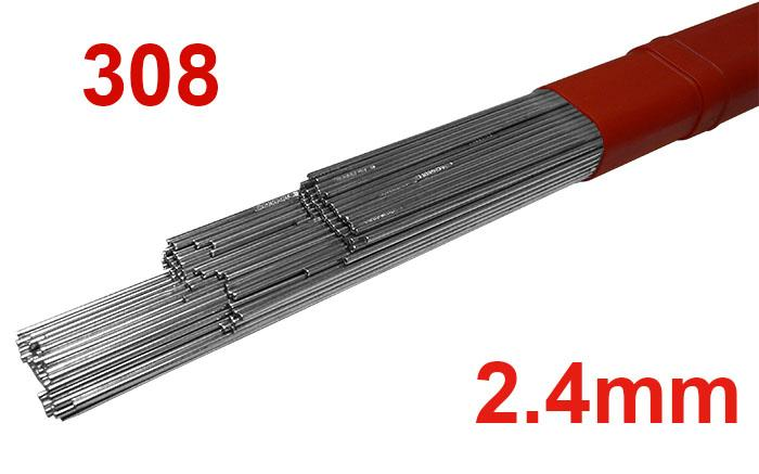T30824  308L Stainless Tig Wire 2.4mm Diameter.