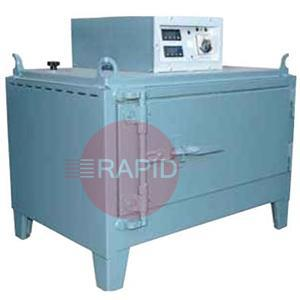 UTI000056  FEM 4500 - Drying and maintenance oven 225kg Capacity - 380V 3ph 4700W