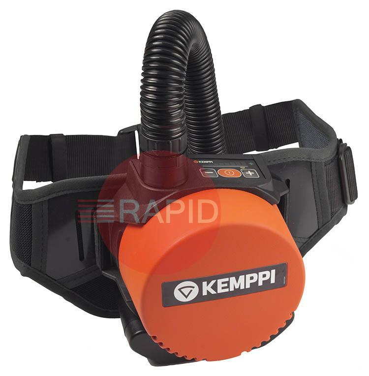 W007513  Kemppi Freshair Flow Control Battery Powered Filter Pack