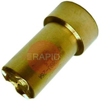 W03X0893-26A  Lincoln Electric Plasma Nozzle  40 Amp Direct Contact (Pack of 5) KP2844-5