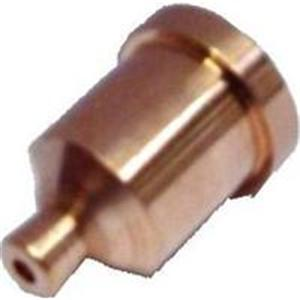 W03X0893-38A  Lincoln Electric Torch Expendables - PC1030 Ext. Contact Tip/Nozzle Gouging (Pack of 5)