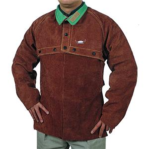 WEL44-7800XXXL  Weldas Lava Brown Cape Sleeve XXXLarge