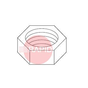 WF-S10147  Retaining Nut, Sub Arc Type K231