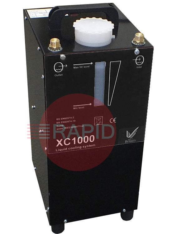 XC1000230SP  XC1000 Water Cooler, with Snap Fitting Water Connections - 230v