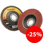 25% Off 3M Abrasives