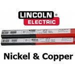 Lincoln Nickel and Copper Tig Wire